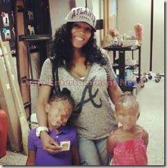 Tamika Fuller  Ludacris baby mama_photo