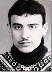 Valery Shaykhlislamova Irina Shayk father