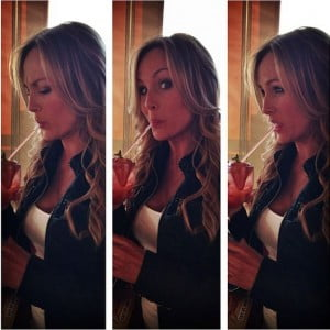 clare crawley the bachelor stylist pic