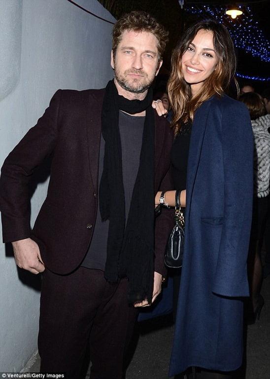 Madalina Ghenea- Michael Fassbender's New Girlfriend ...