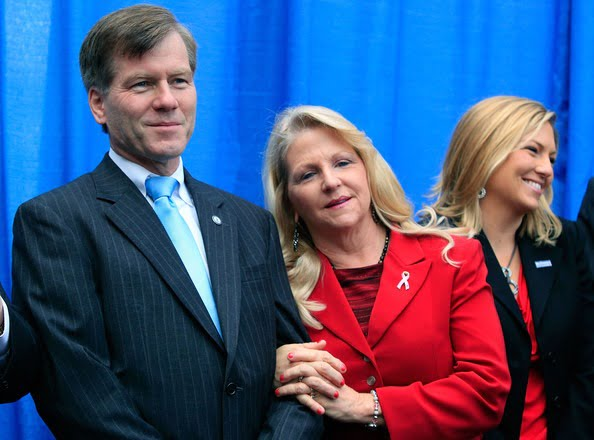 Maureen McDonnell- Former Virginia Governor Bob McDonnell's Wife