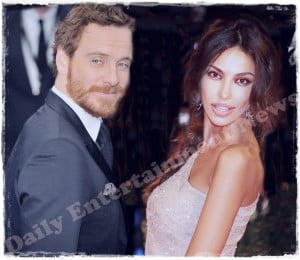 Madalina Ghenea- Michael Fassbender's New Girlfriend (PHOTOS)