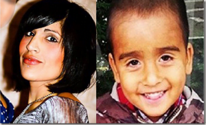 "Rosdeep Kular ""Rosie"" Mom connected to the death of her son Mikaeel Kular"