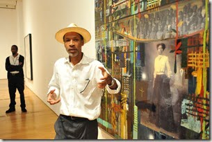 radcliffe Bailey Victoria Rowell images