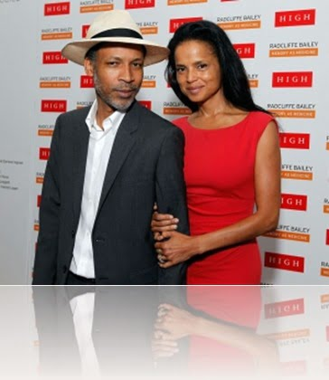 radcliffe Bailey Victoria Rowell