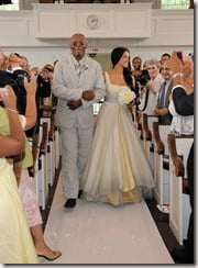 victoria rowell radcliffe bailey wedding picture