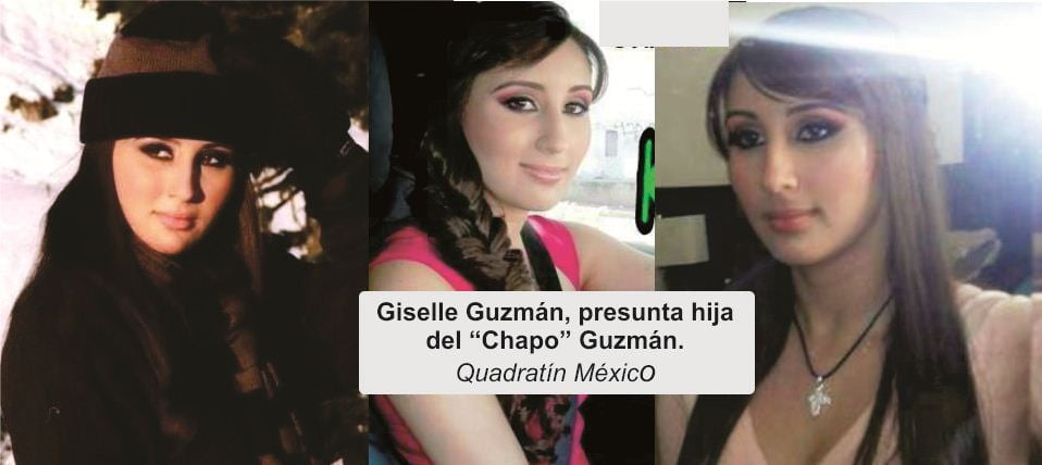 Alejandrina Guzman Salazar Joaquin El Chapo Guzman S