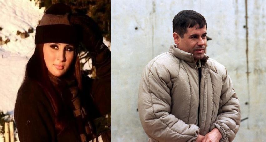 Alejandrina Guzman Salazar- Joaquin El Chapo Guzman's Daughter