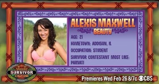Alexis Maxwell