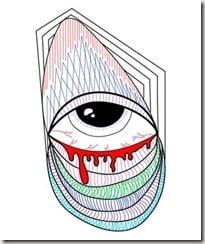 Bleeding Eye Rowen Altenburger