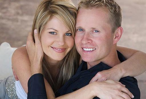 Photos nhl player valeri bure dwts contestant candace cameron bure s