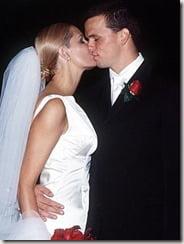 Charlotte Dawson Scott Miller wedding photo