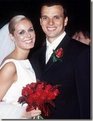 Charlotte Dawson Scott Miller wedding