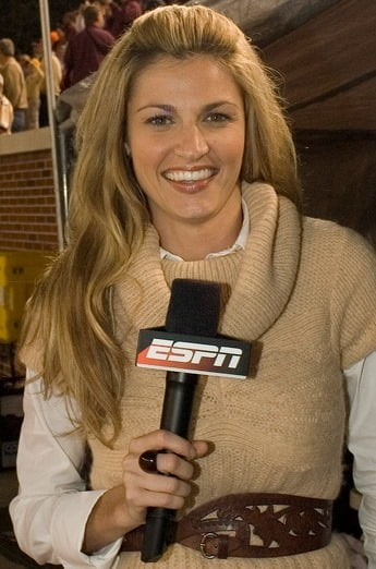 Top 10 Facts About Erin Andrews The Hot Fox Sports Reporter And Dwts New Host-8751