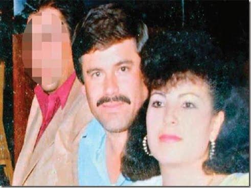 Estela Pena Joaquin chapo guzman girlfriend