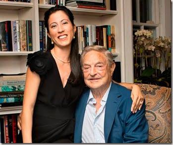 George Soros new girlfriend Tamiko Bolton