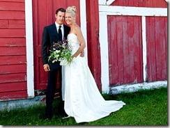 Jason London Sofia Karstens wedding