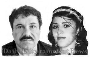 Emma Coronel Guzman- Joaquin El Chapo Guzman's Wife