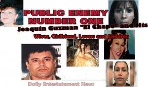 "Top 10 Facts About Joaquin ""El Chapo"" Guzman's Wives, Children and Lovers"