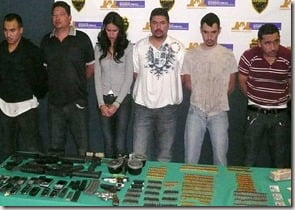 Laura Zuniga arrest pic