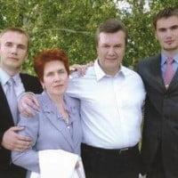 Olga Stanislavovna Yanukovych