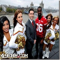 Morgan McLeod sf 49ers cheerleader picture