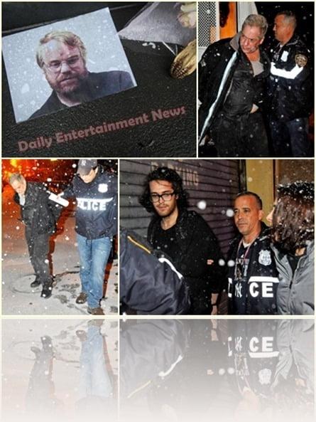 Philip Seymour Hof man heroin dealers Juliana Luchkiw Max Rosenbloom Thomas Cushman Robert Vineberg