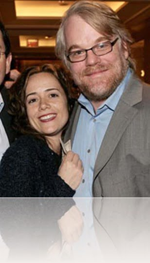 Philip Seymour Hoffman girlfriend Mimi O'Donnell