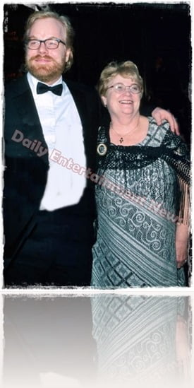 Philip Seymour Hoffman  mother Marilyn Loucks O'Connor pic