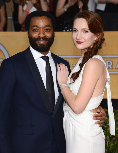 Sari Mercer- 12 Years a Slave actor Chiwetel Ejiofor's ... |Chiwetel Ejiofor Married