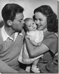 Shirley Temple John Agar daughter Linda Susan