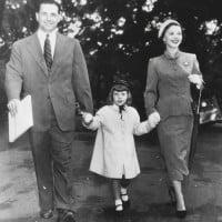 Shirley Temple, Lori Black, Linda Susan Black
