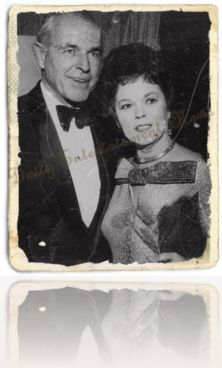 Shirley Temple second husband Charles Alden Black