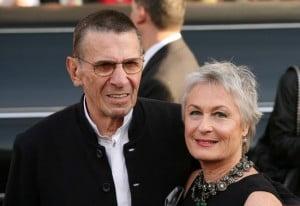 Susan Bay- Star Trek's Spock Leonard Nimoy's Wife