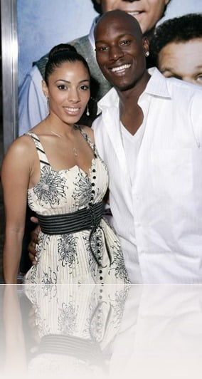 Tyrese Gibson ex wife Norma Mitchell Gibson
