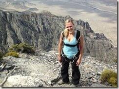 amber Marie Bellows Clayton Butler Base jumpers Utah-pics