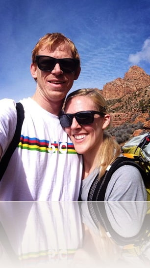 amber Marie Bellows Clayton Butler Base jumpers Utah