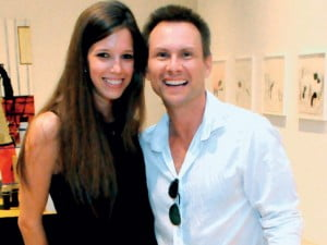 Brittany Lopez Slater- Actor Christian Slater's Wife