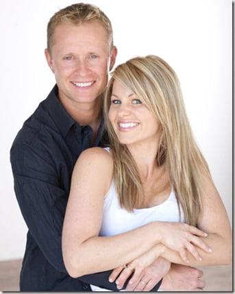 candace-cameron-bure-with-husband