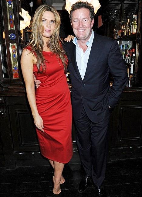 Celia Walden- Morgan: Piers Morgan 's Wife