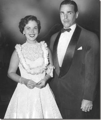 charles Alden Black Shirley Temple wedding