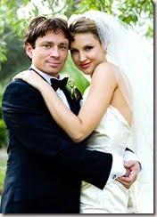 chris kattan Sunshine tutt wedding picture