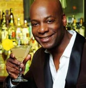 Who is Celebrity mixologist Darryl Robinson's Girlfriend/ Boyfriend?