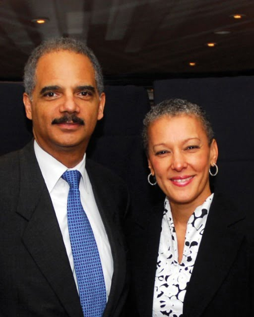 Sharon Malone: Attorney General Eric Holder's Wife (bio ...