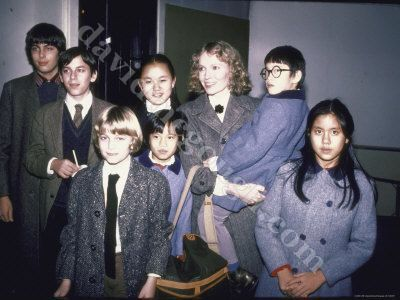 Mia Farrow family
