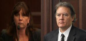 Rhonda Rouer–Shooter Michael Dunn's girlfriend