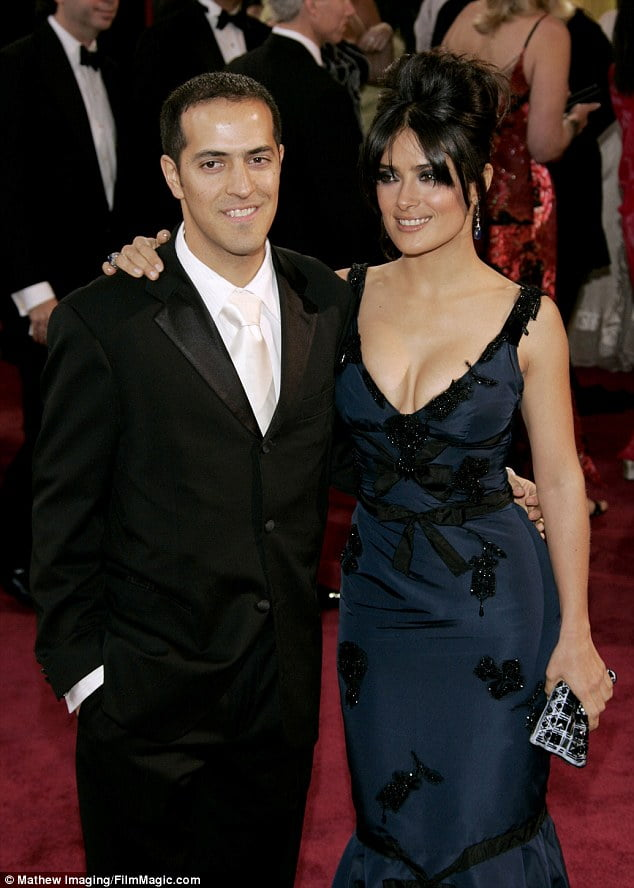 Sami Hayek Mexican Actress Salma Hayeks Brother bio