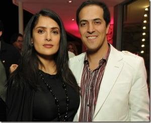 Sami Hayek- Mexican Actress Salma Hayek's Brother