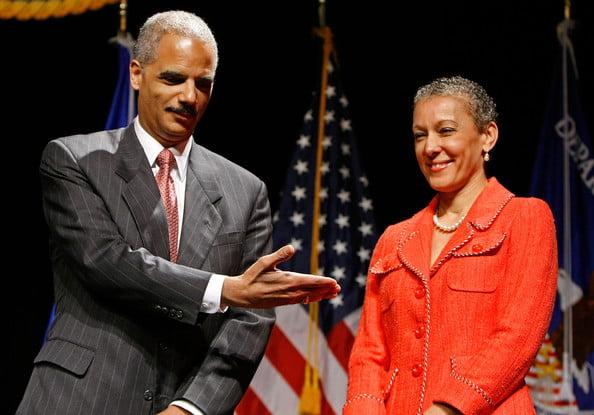 Eric holder s wife sharon malone sharon malone attorney general eric