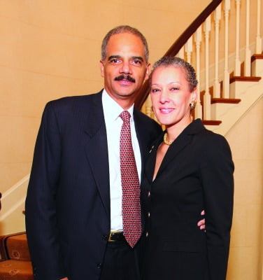 Sharon malone attorney general eric holder s wife bio wiki photos